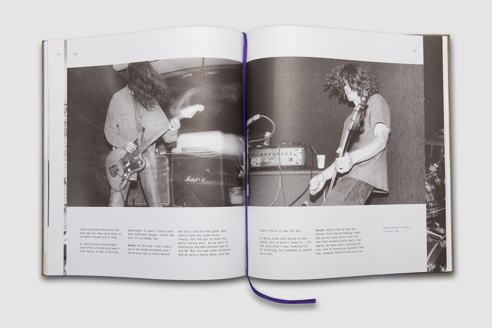 Classic edition of the Dinosaur Jr. book